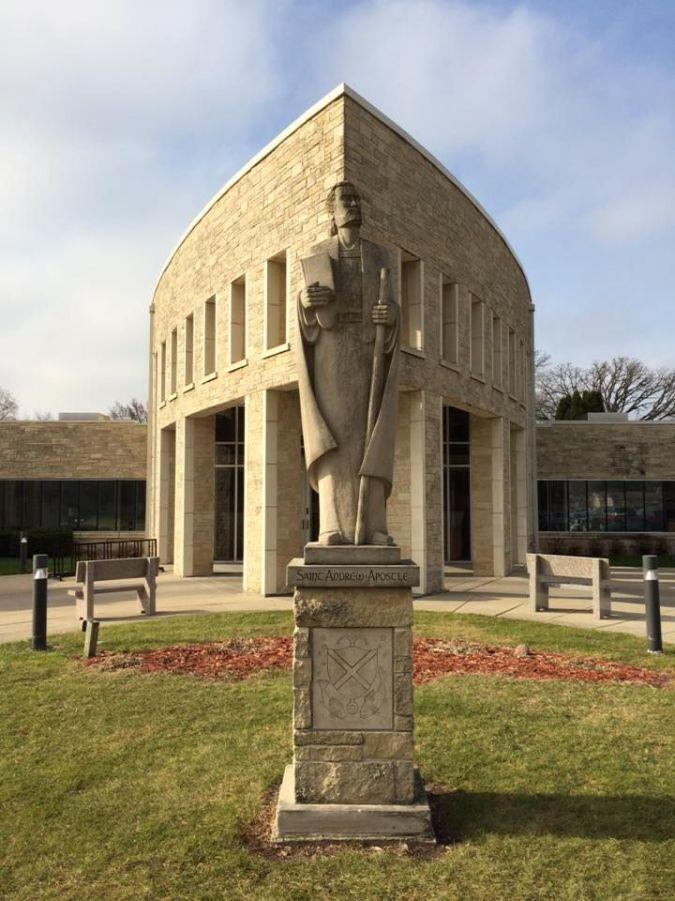 st-andrew-statue